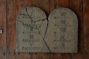 Ten Words or Commandments?