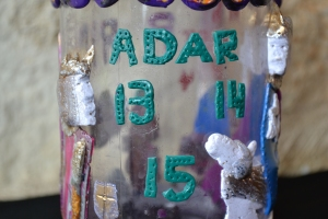 Fast of Esther - 13 Adar Purim - 14 Adar Shushan Purim - 15 Adar