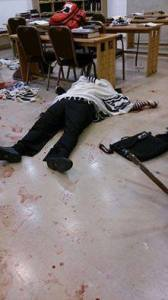 Temple Mount Slaughter Fall 2014