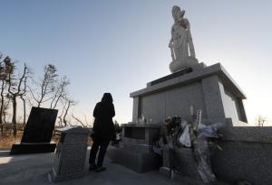 Japan Budha Memorial