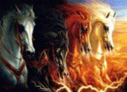 Four Horsemen - Zechariah 1:17-21