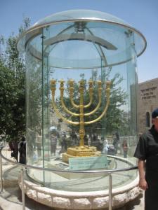 Menorah for Temple