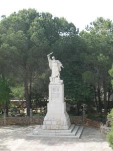 Mt Carmel Elijah Monument