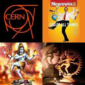 CERNnous goddess,