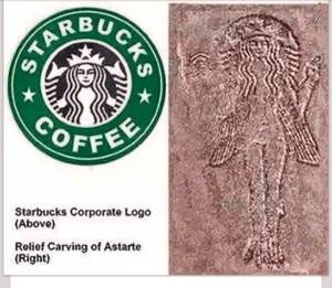 Starbucks Astarte