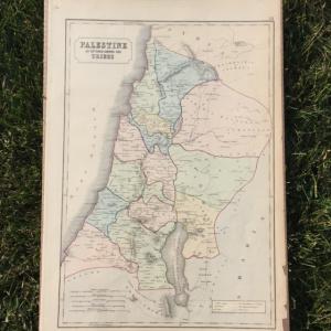 Palestine 1860