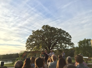 Tree of Life - Marriage Covenant at Sukkot 2015