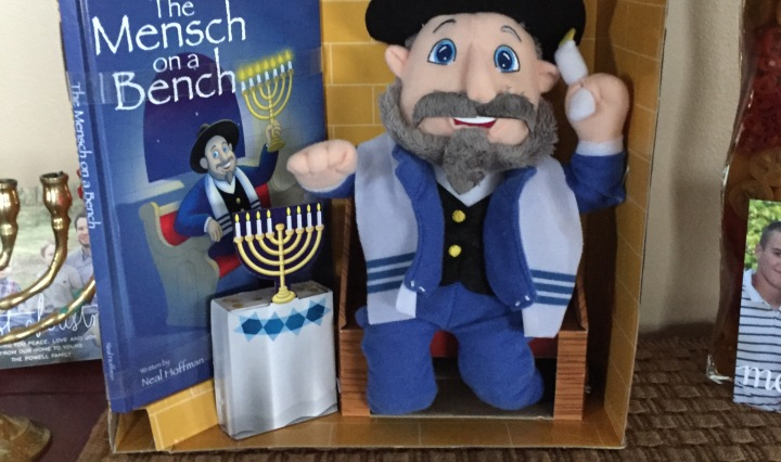 Mensch has a message