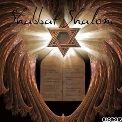 Shabbot Shalom...Sabbath Peace!