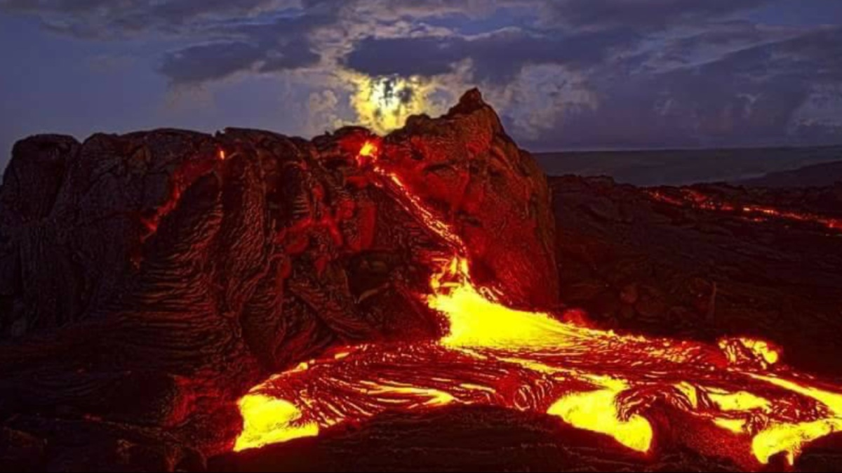Hawaii Volcano Demon revealed.